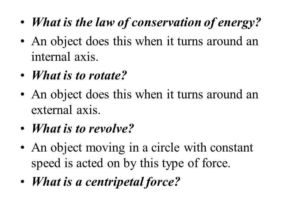 Kinetic and potential. What are the two most common forms of mechanical energy? PE = mgh. How much potential energy does a mass m have from being lift