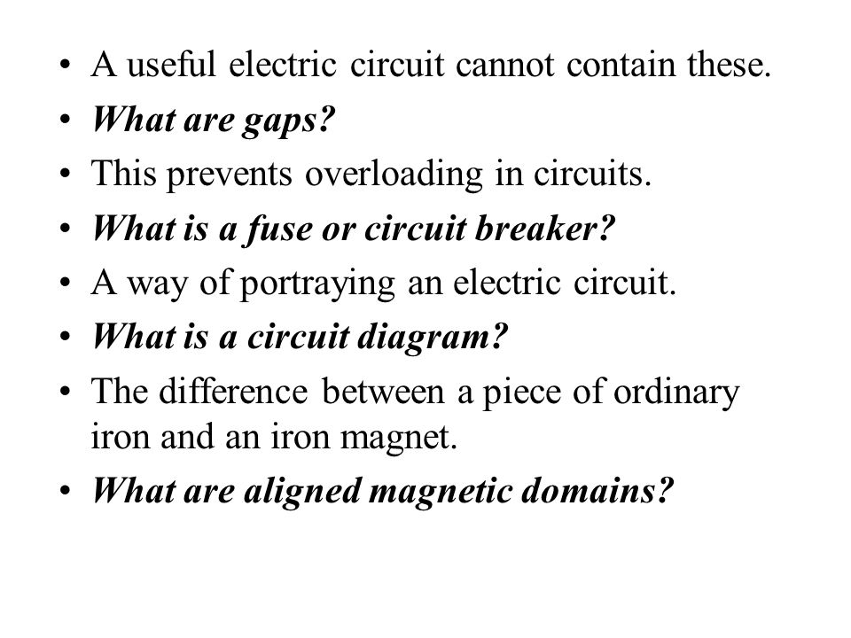 The space around a magnet, in which a magnetic force is exerted. What is a magnetic field? The shape of magnetic field lines around a straight wire. W
