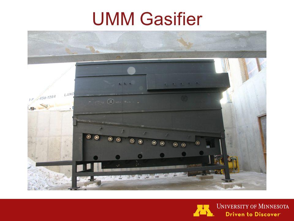 UMM Gasifier