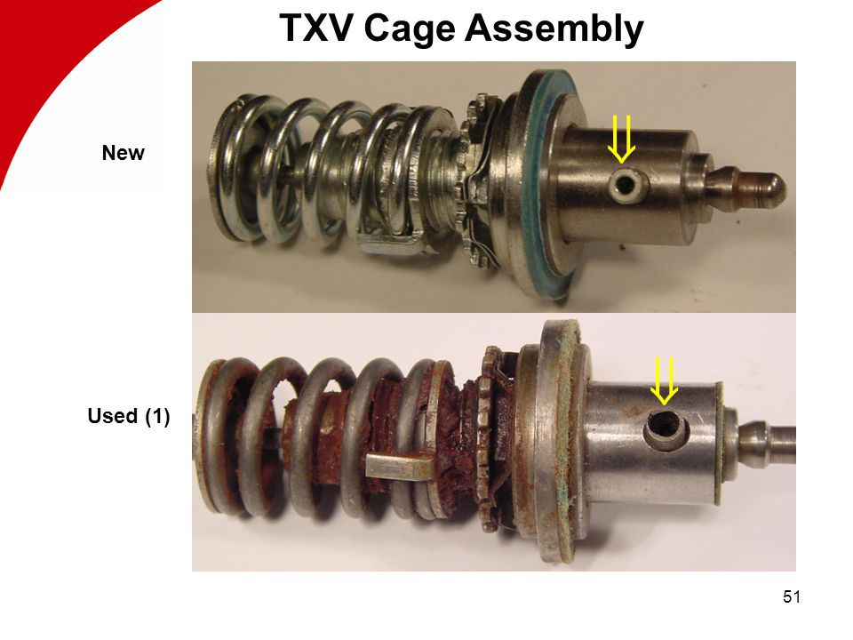 51 TXV Cage Assembly New Used (1)  