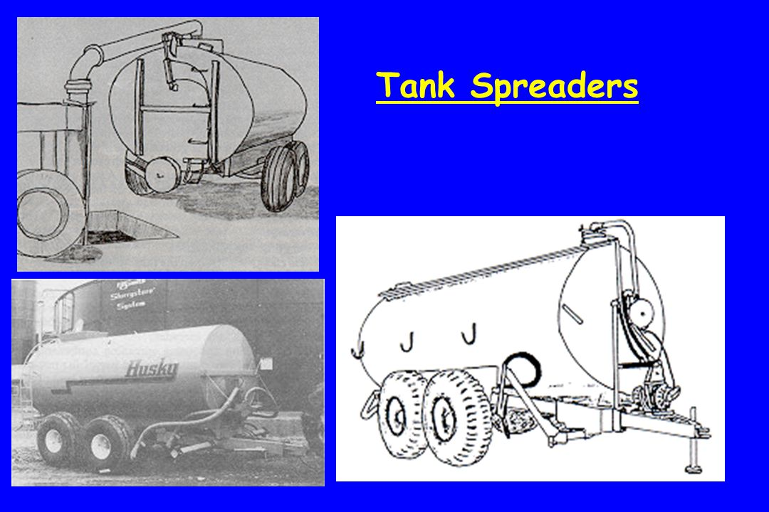 Tank Spreaders