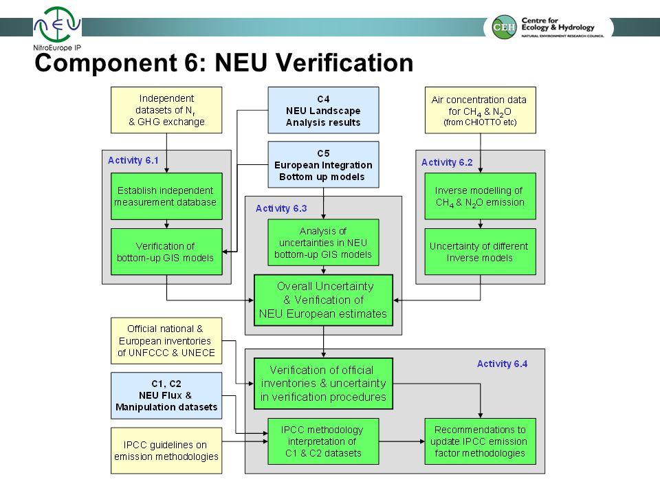 Component 6: NEU Verification