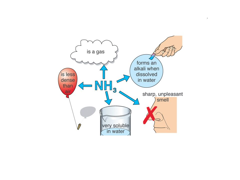 Uses of Ammonia The majority of ammonia is used for the manufacture of fertilisers, but there are other uses.