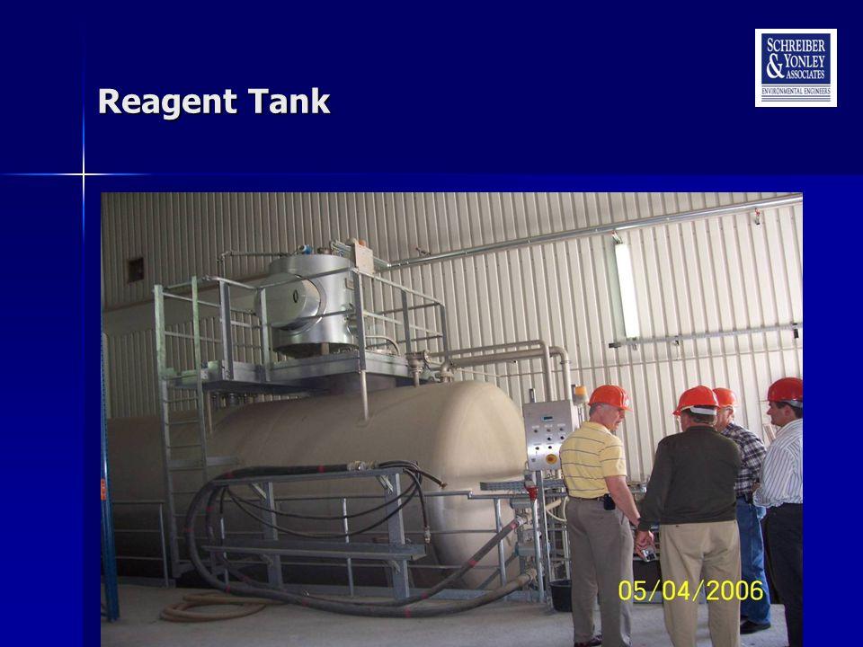 Reagent Tank
