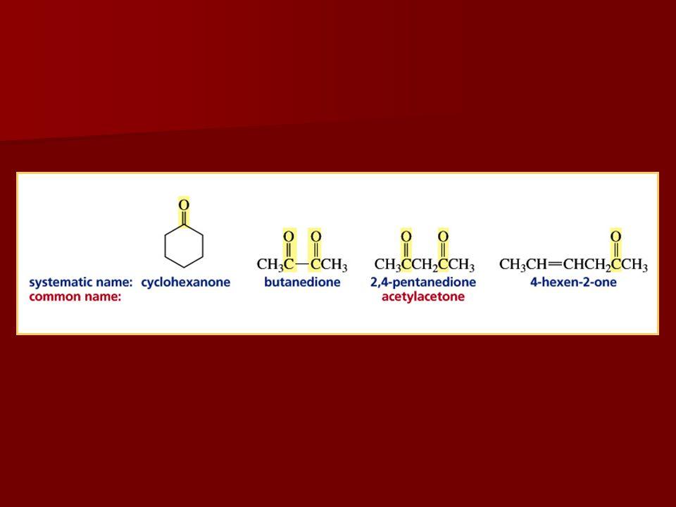 HCl 2CH 3 CH 2 OH + + H 2 O Benzaldehyde diethyl acetal (66%) Example CHO CH(OCH 2 CH 3 ) 2