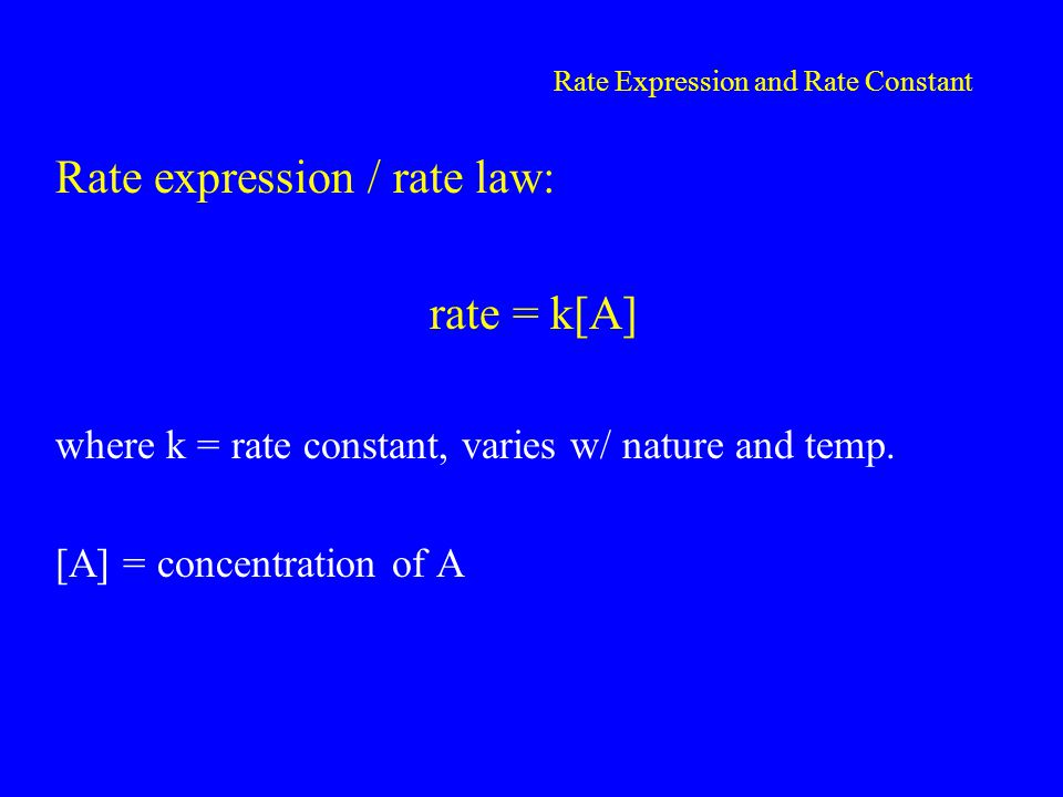 c) It has been determined that at 50  C, the rate constant for the reaction is 4.32 x 10 -3 /min.