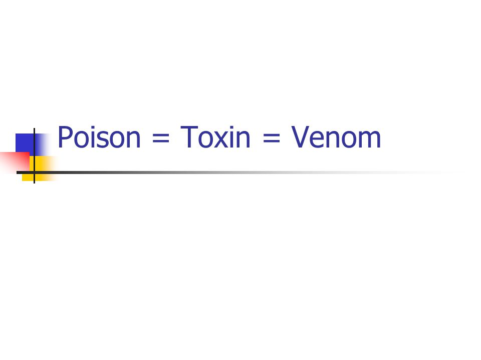 Bites & Stings; Poisons/Toxins; Near Drownings EMT 100
