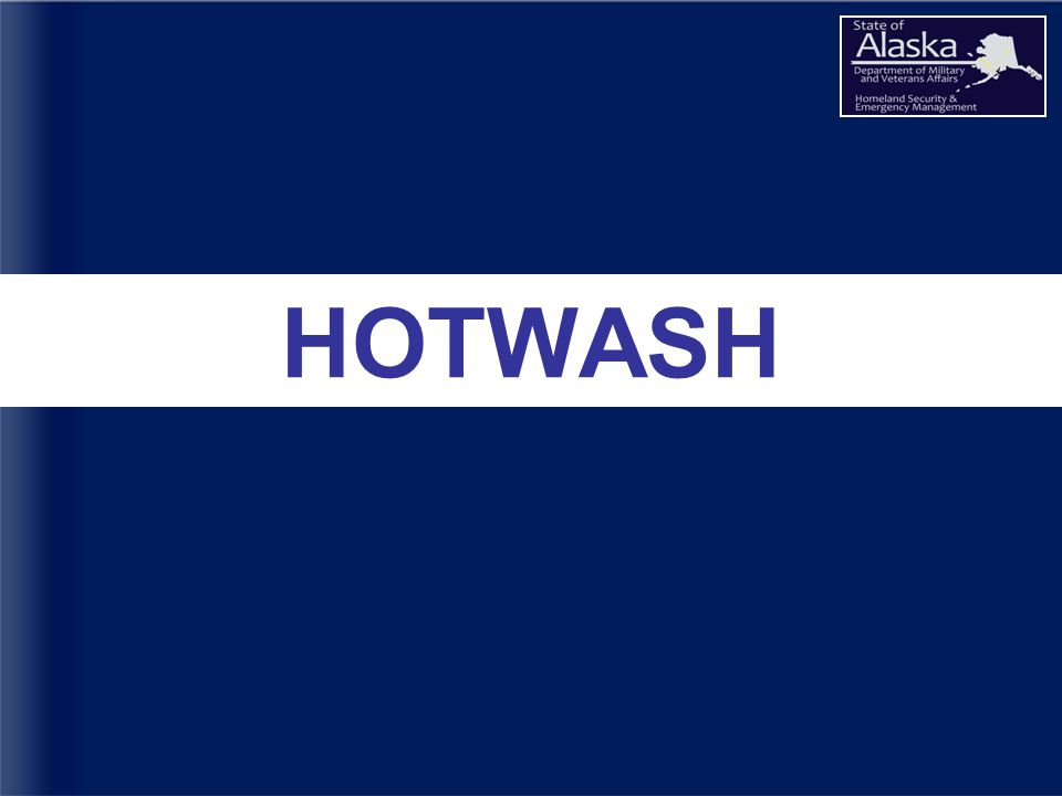 HOTWASH