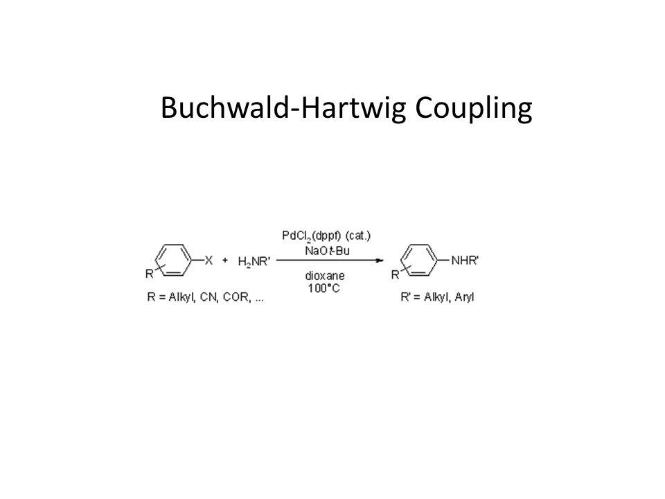 Buchwald-Hartwig Coupling