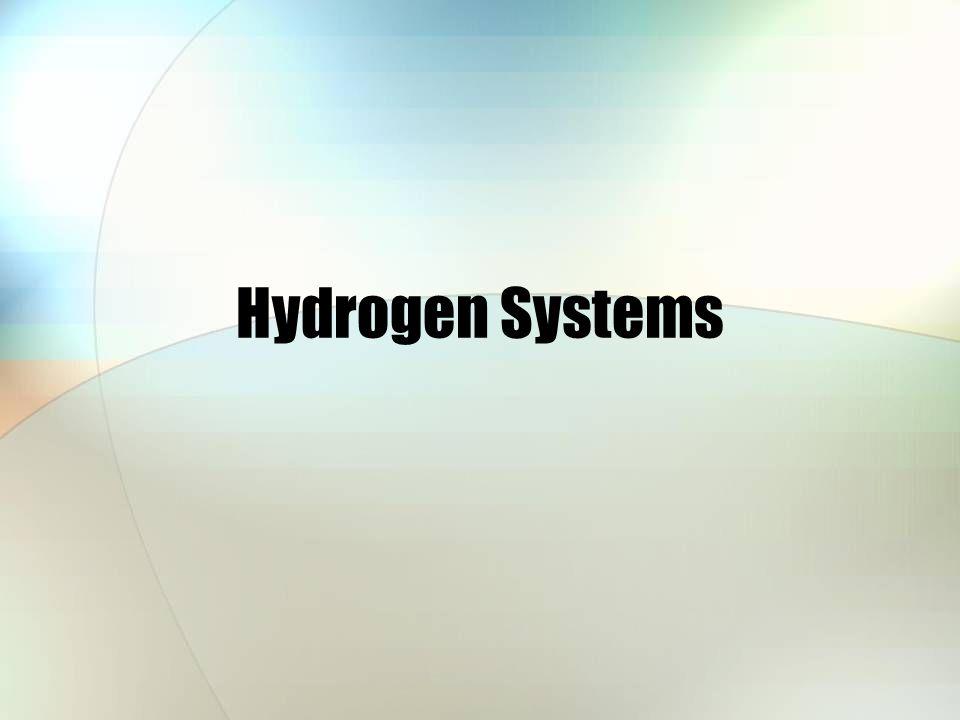 Hydrogen Systems
