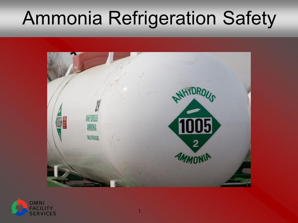 1 Ammonia Refrigeration Safety