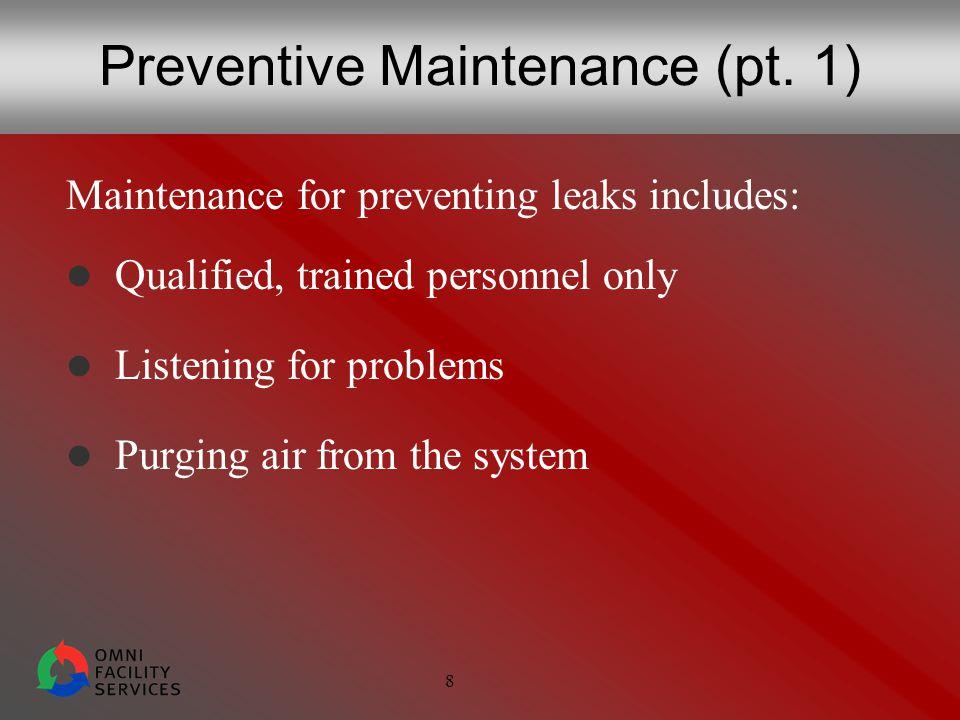 8 Preventive Maintenance (pt.