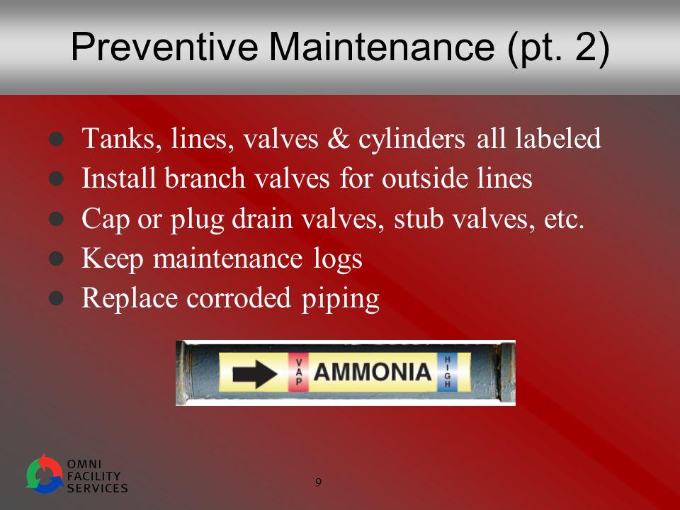 9 Preventive Maintenance (pt.