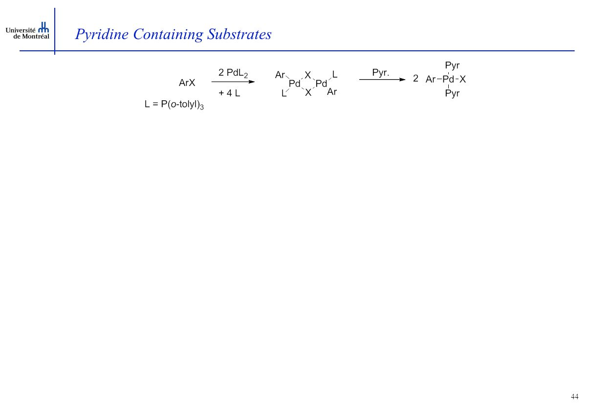 44 Pyridine Containing Substrates