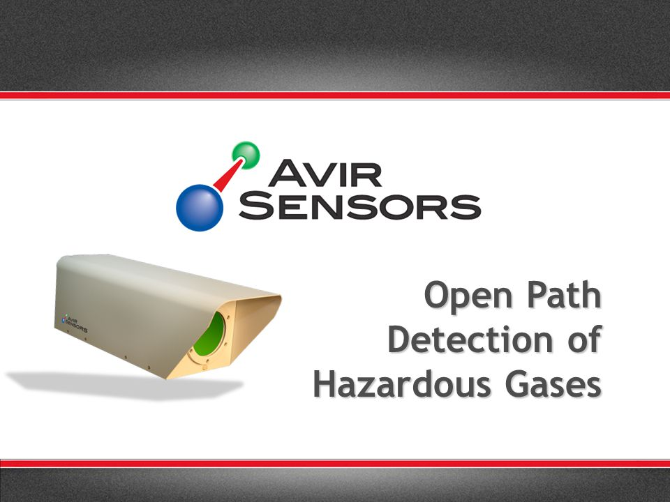 Open path, non-contact chemical detection Multiple chemicals detected and identified by a single detector Rapid detection and identification (<1 sec) Sensitive, specific, reliable and robust Low maintenance and low cost of ownership 5/5/2015Avir Sensors Proprietary2 Technology Overview