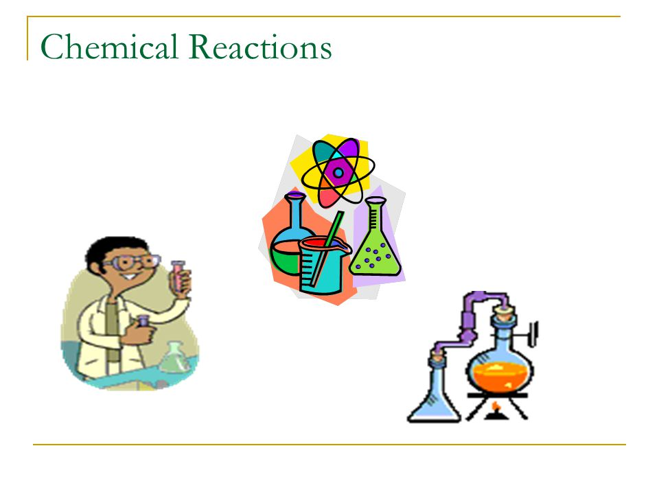 The Numbers in Chemical Equations