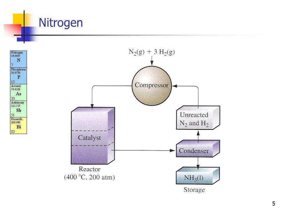 5 Nitrogen