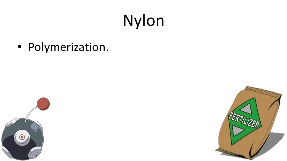 Nylon Polymerization.