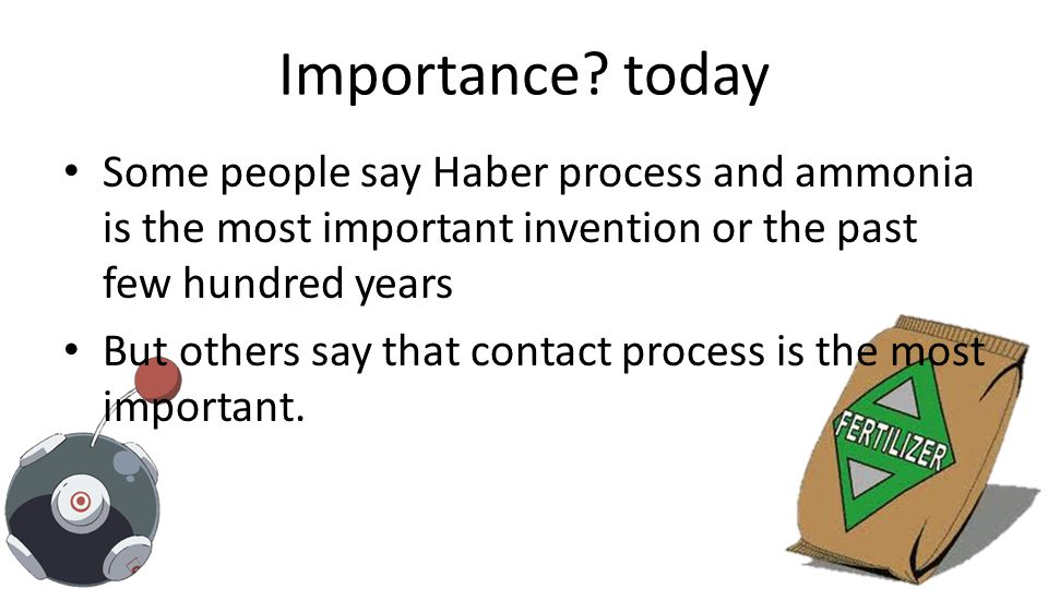 Importance.