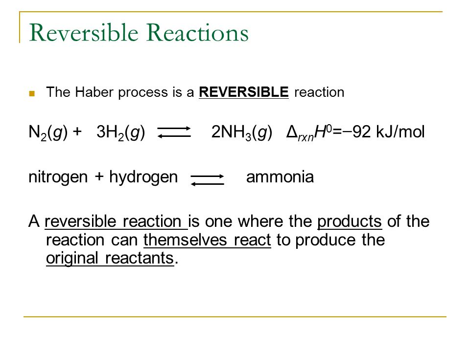 Catalyst An IRON catalyst makes the reaction occur more quickly, (it does not affect the % yield i.e.