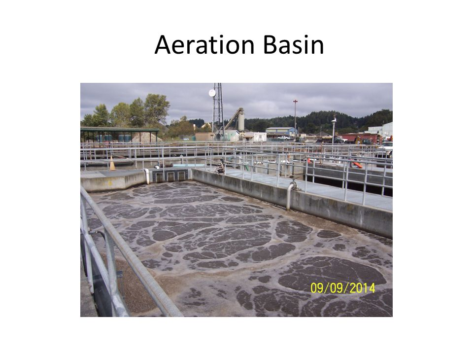 Aeration Basin