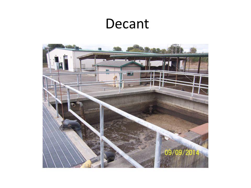 Decant