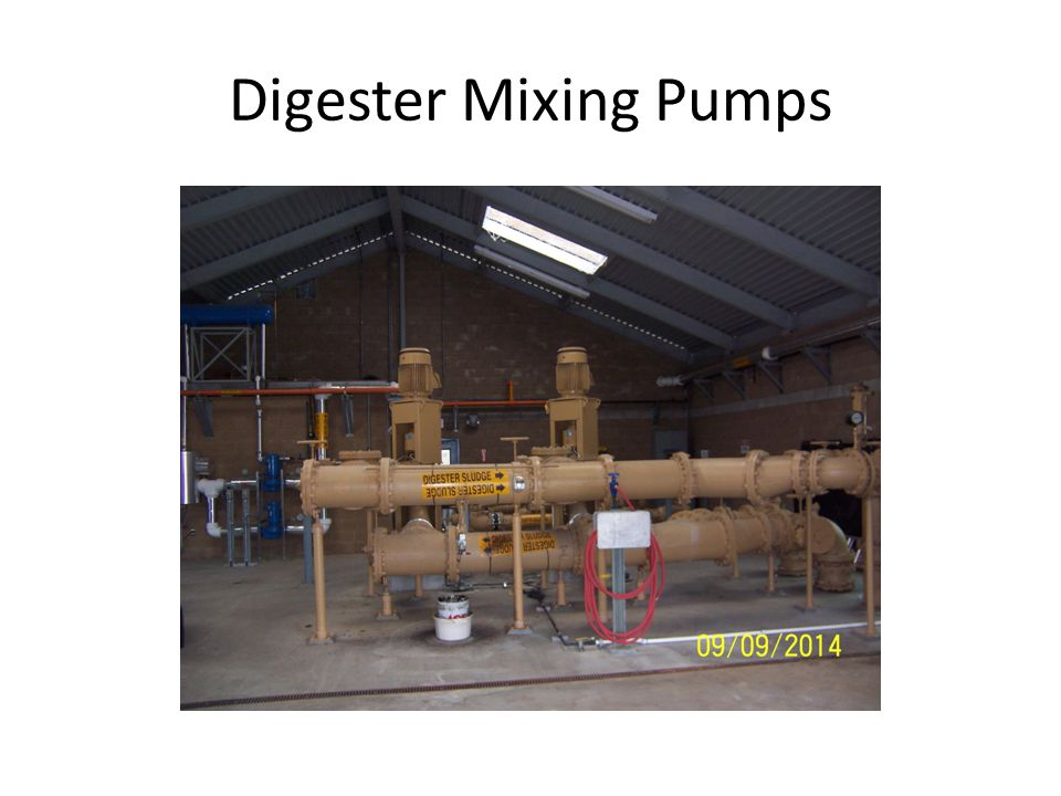 Digester Mixing Pumps