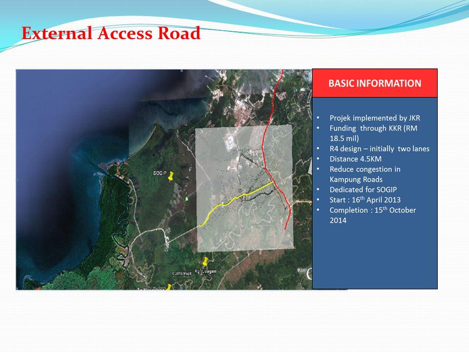 External Access Road