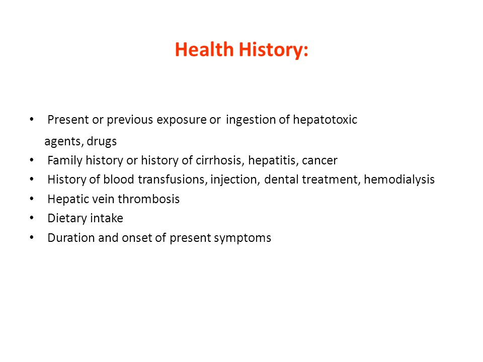 Hepatic Cirrhosis Types: – Alcoholic – Postnecrotic – Biliary Pathophysiology Manifestations (see Chart 39-11) – Liver enlargement, portal obstruction and ascites, gastrointestinal varices, edema, vitamin deficiency and anemia, mental deterioration
