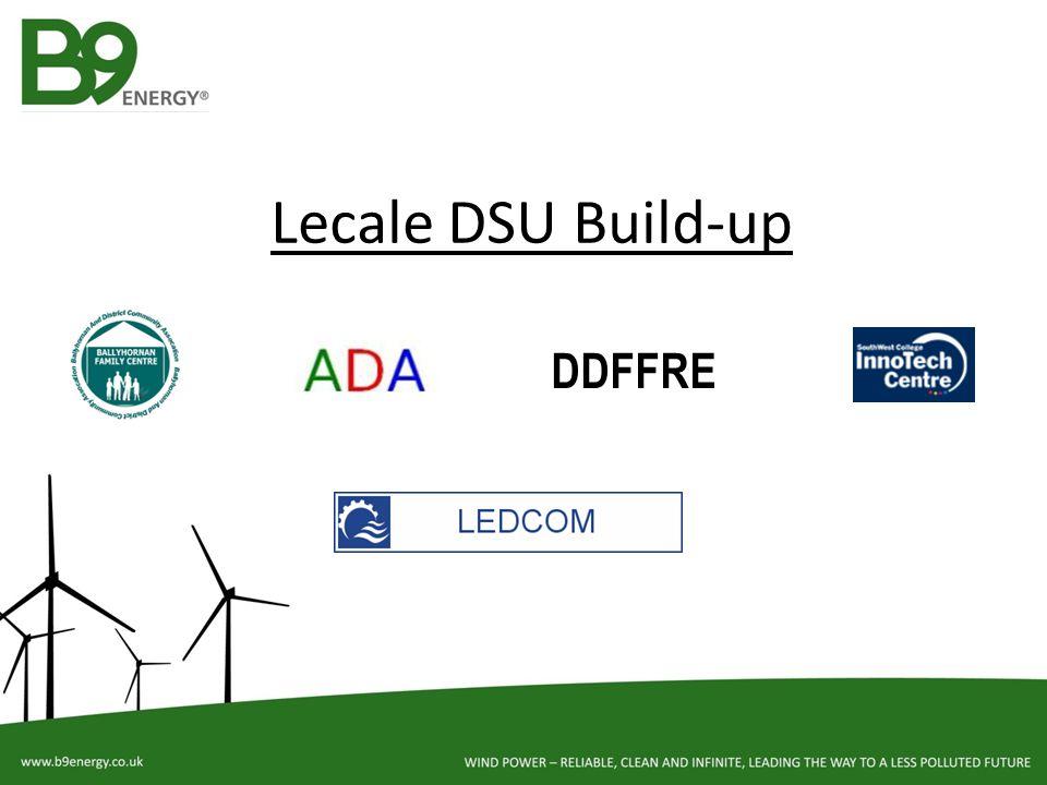 Lecale DSU Build-up DDFFRE