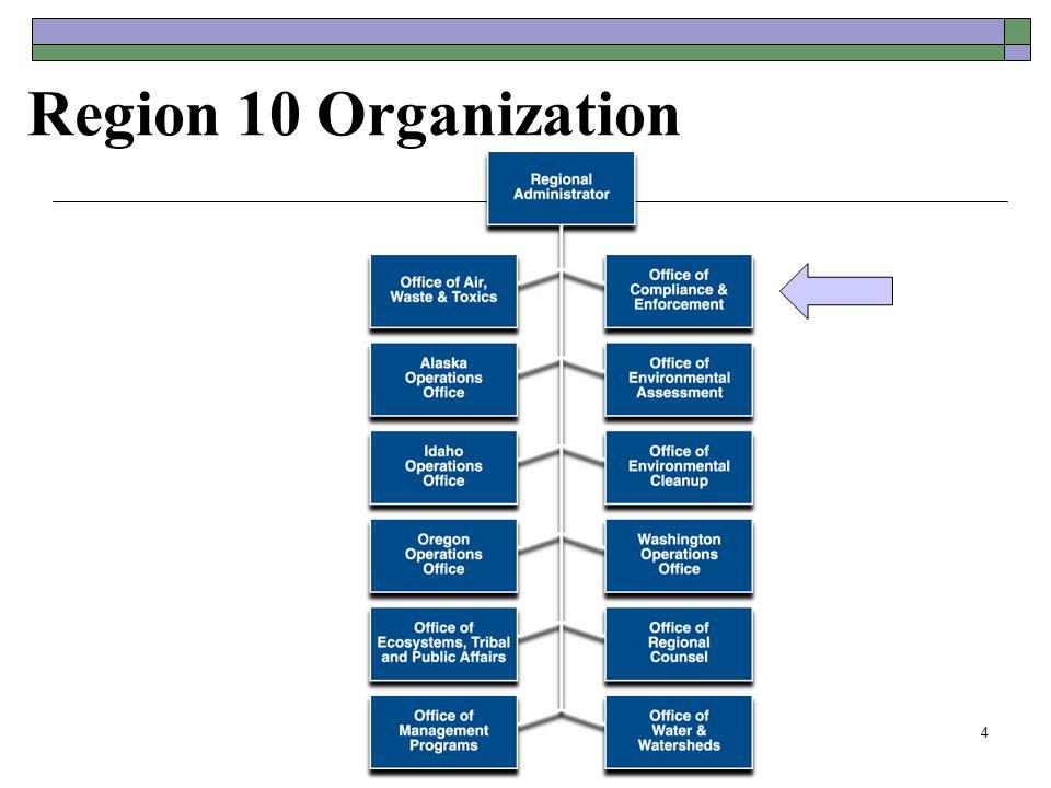 Region 10 Organization 4