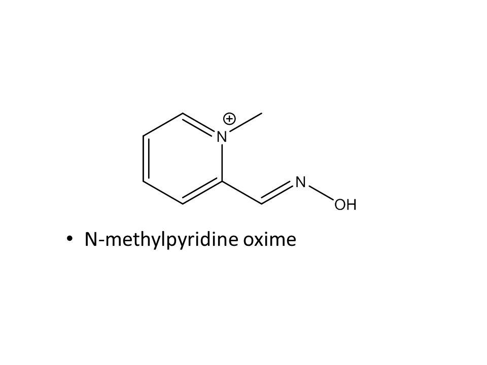 N-methylpyridine oxime