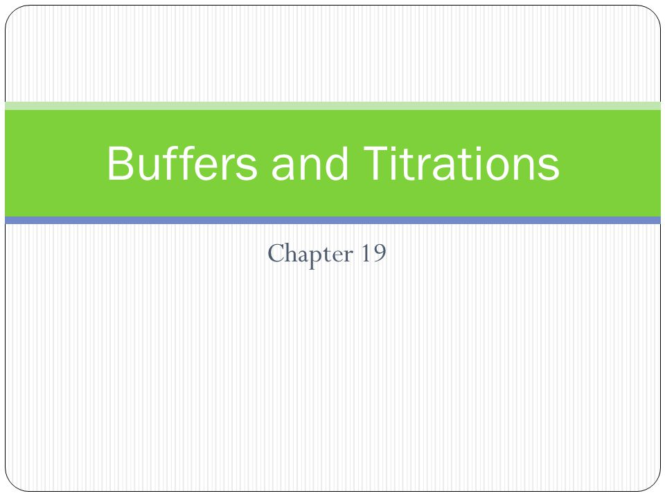 The Common Ion Effect & Buffer Solutions 2 Common ion effect - solutions in which the same ion is produced by two different compounds Buffer solutions - resist changes in pH when acids or bases are added to them –due to common ion effect Two common kinds of buffer solutions 1solutions of a weak acid plus a soluble ionic salt of the weak acid 2solutions of a weak base plus a soluble ionic salt of the weak base