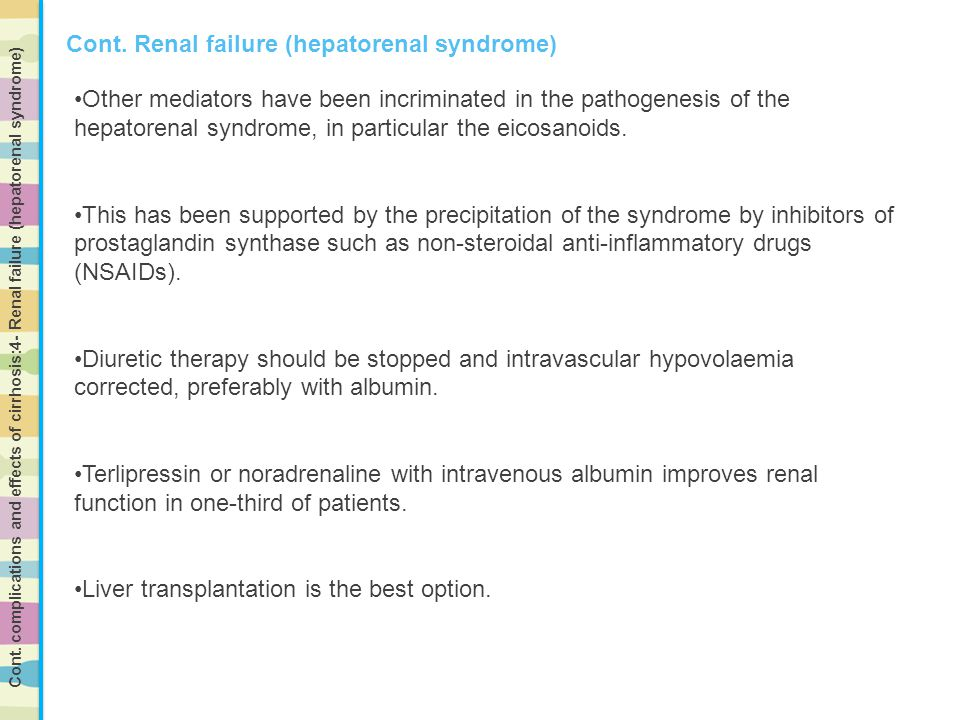 Hepatopulmonary syndrome This is defined as a hypoxaemia occurring in patients with advanced liver disease.