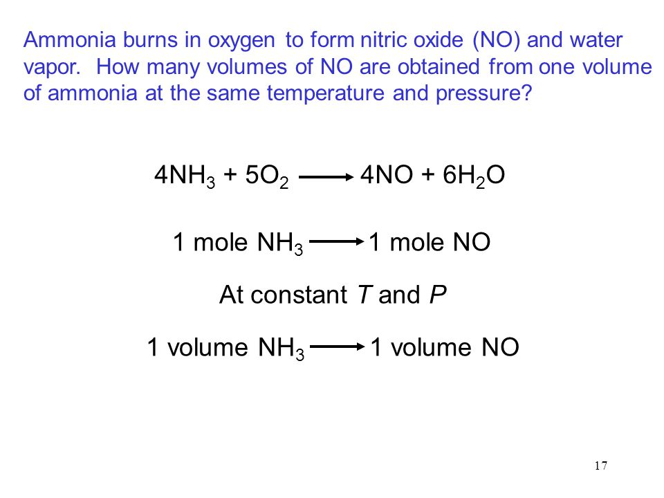 The Gas Laws Boyles Law pressure  -- volume  –P  1/V Charles Law temperature  -- volume  –V  T Avogadros Law moles  -- volume  –V  n Gay Lussac Law temperature  -- pressure  –P  T