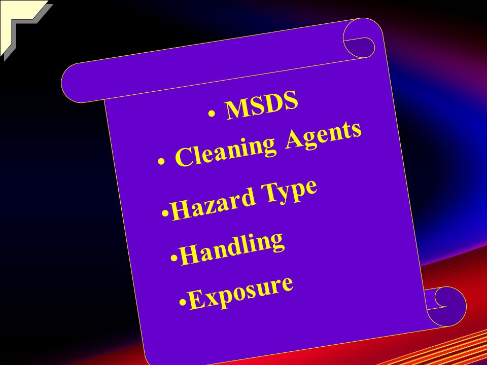 Prevention Cleaning Agents Ventilation Personal Protective Equipment (PPE) Wash hands