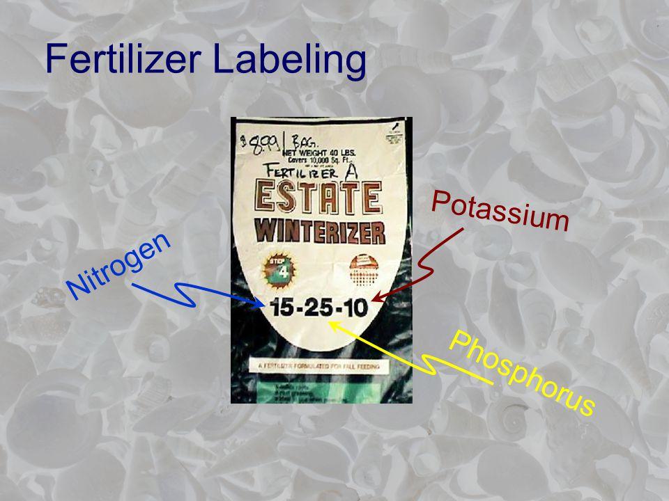 Damage from Banded Fertilizer