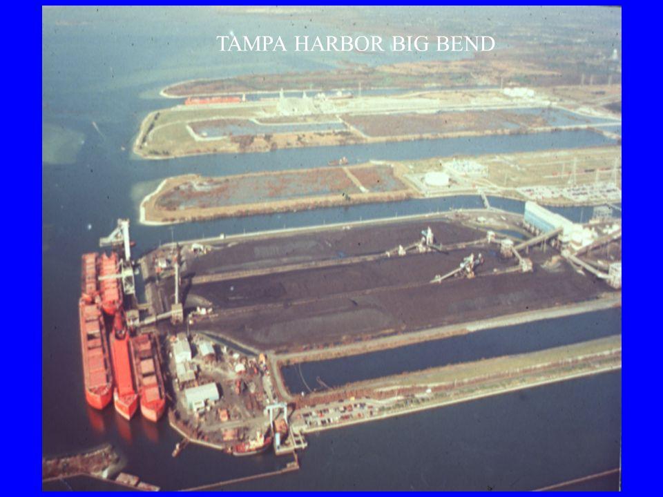 TAMPA HARBOR BIG BEND