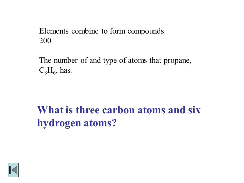 Substances' properties depend on their bonds 200 Carbon has this ability because of different bonds.