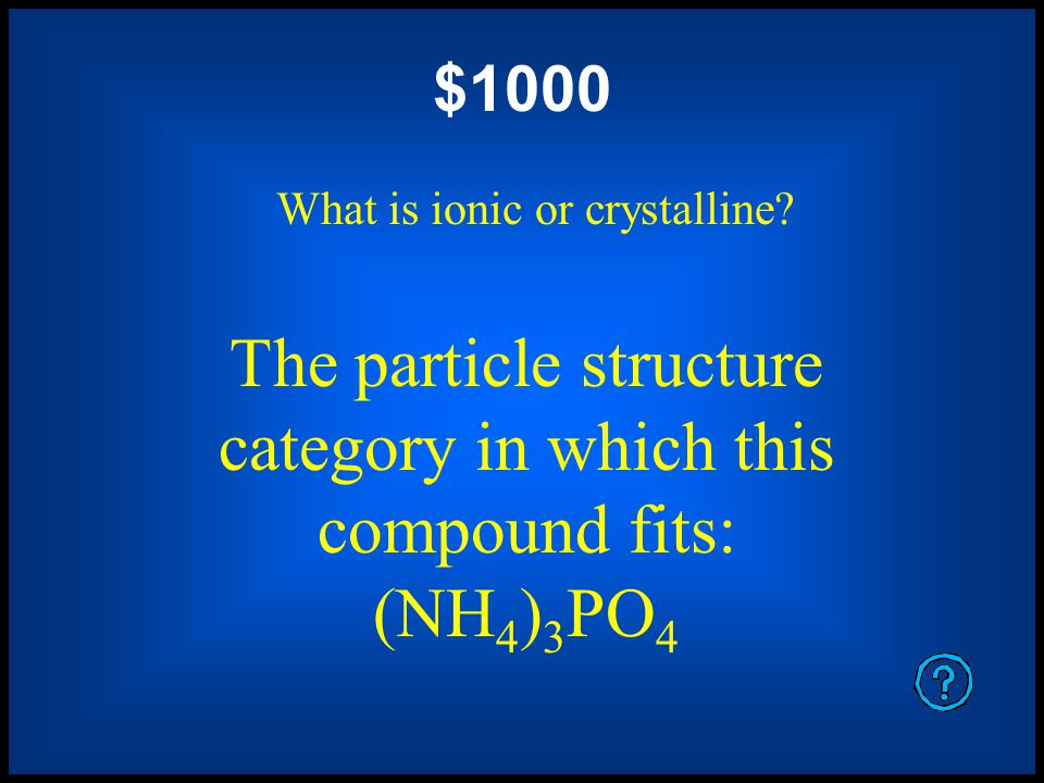 $800 What are nonpolar covalent compounds.