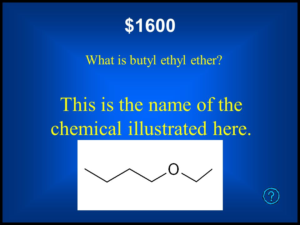 $1200 What is a heptan-3-one The name of the chemical illustrated here.