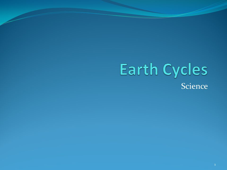 What is a cycle.A cycle is a series of repeating events.