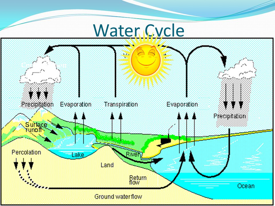 Modifications of Earth Cycles What are some things that alter the cycles.