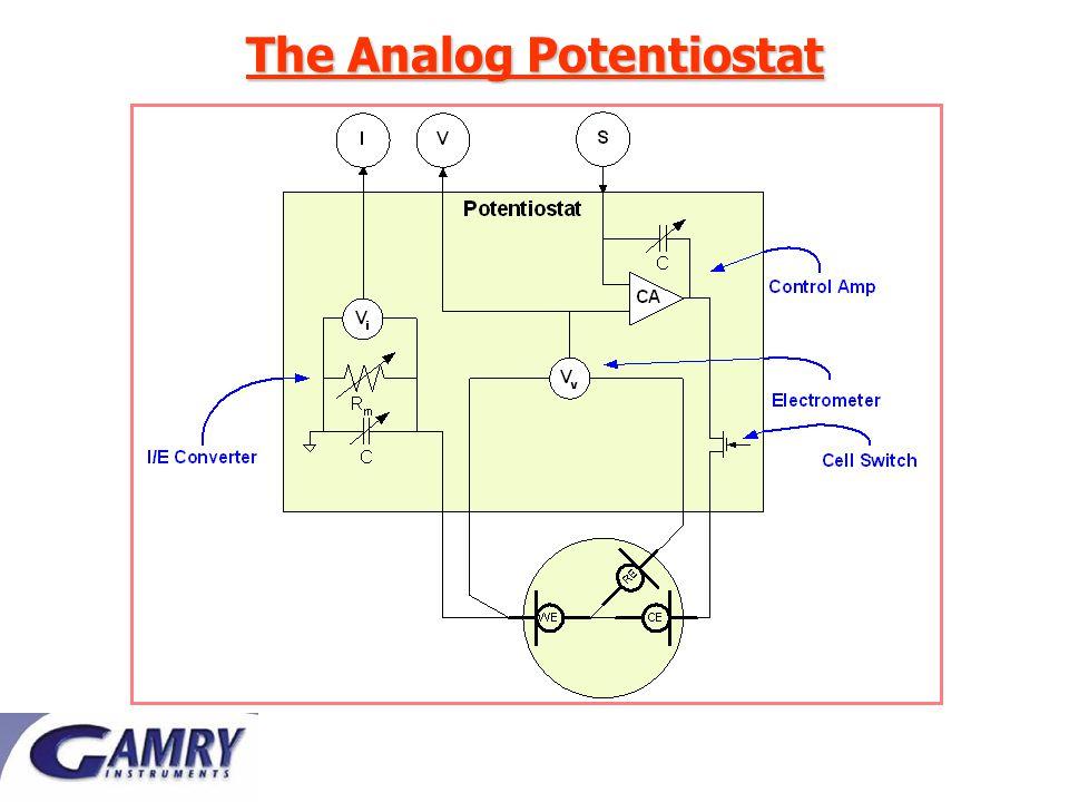 The Analog Potentiostat