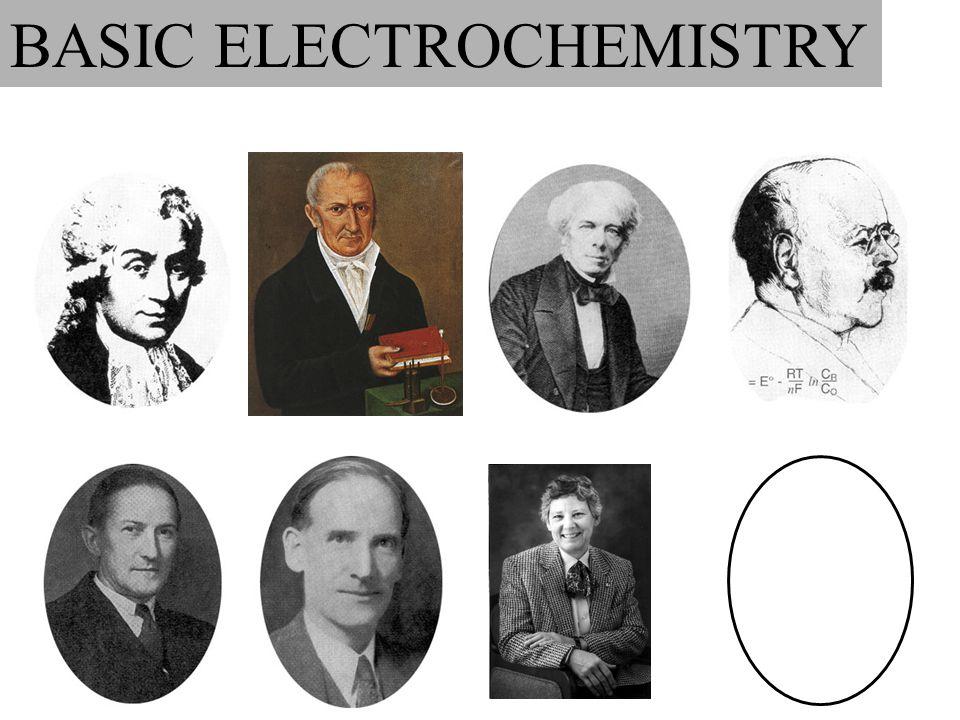 BASIC ELECTROCHEMISTRY