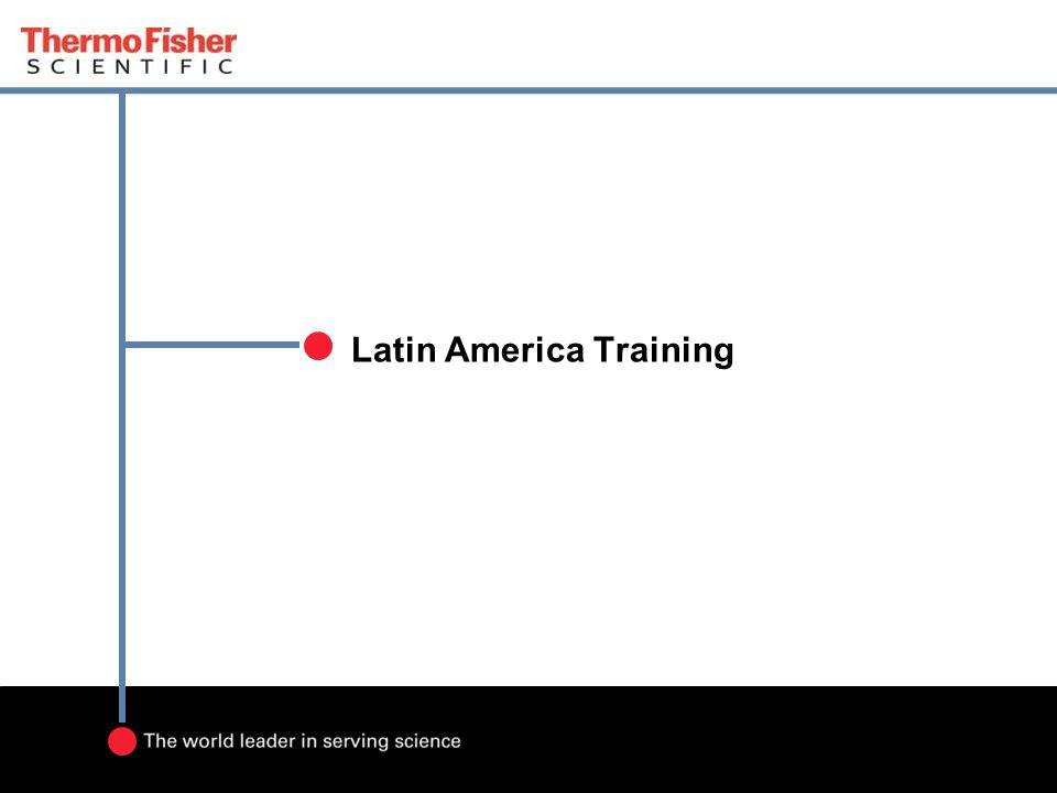 Latin America Training