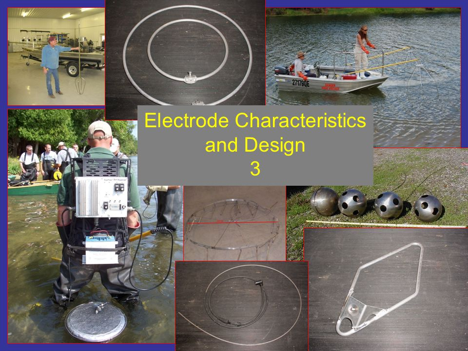 Electrode Characteristics and Design 3