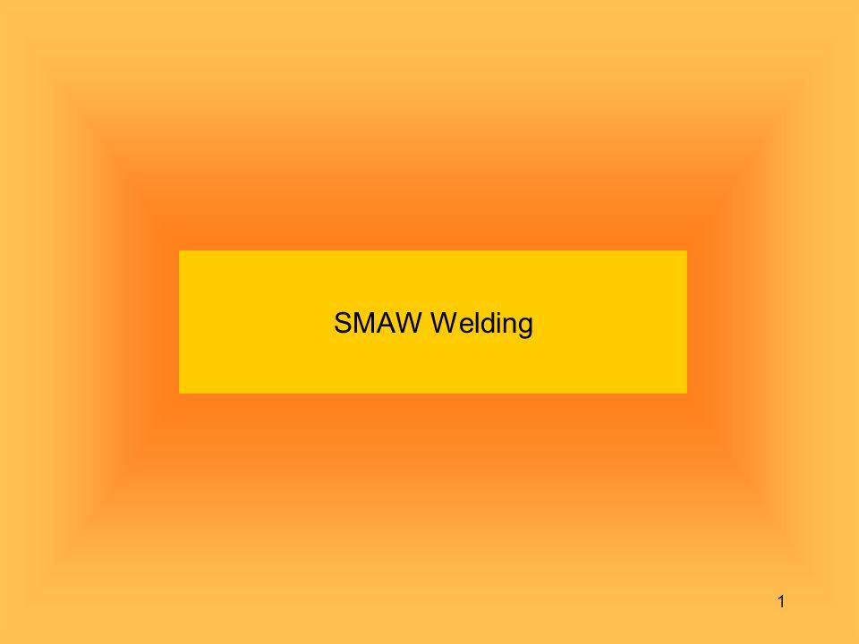 1 SMAW Welding