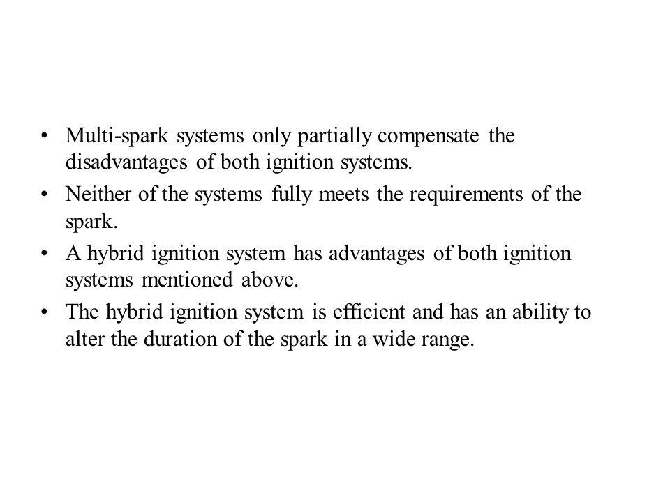 Hybrid Ignition System