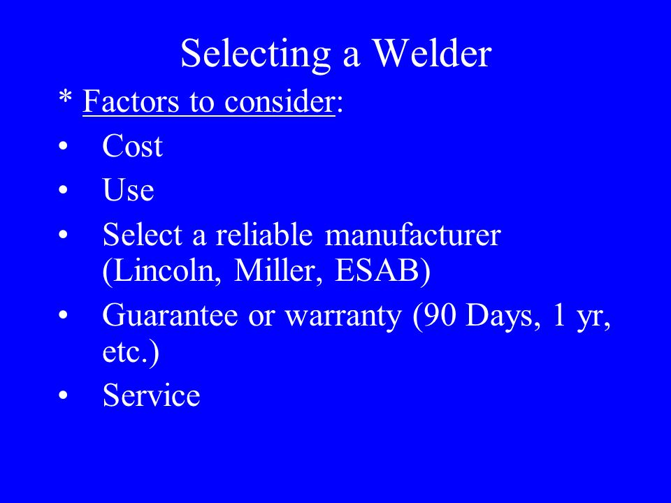 1.Other Names GTAW(Gas Tungsten Arc Welding) Heliarc * Advantages Welds are free of slag Produces the strongest weld No splatter Almost all metals can be welded with the TIG process Produce non corrosive welds
